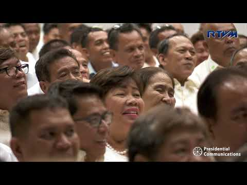Oath-Taking of the Newly-Elected Punong Barangays of Region VII (Speech) 06/07/2018