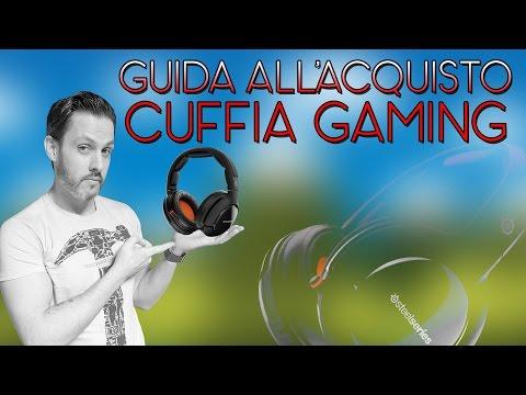 GUIDA ALL'ACQUISTO DELLE CUFFIE GAMING | 2016