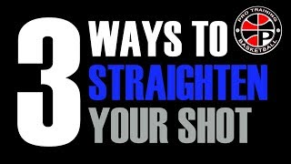 Why Is Your Shoot Not Straight? | Let