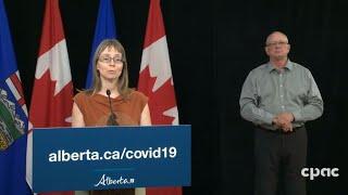 Alberta update on COVID-19 – June 1, 2020