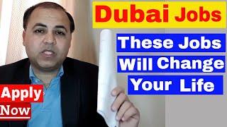 Dubai Latest Most Wanted Jobs 2018   Jobs in Dubai
