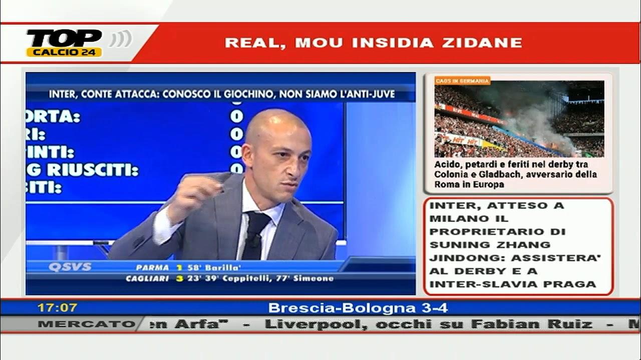 Download TOP CALCIO 24 - LICENZIATO IN DIRETTA! -15/09/19- LUCIANO PASSIRANI FATTO FUORI DA FABIO RAVEZZANI!