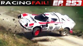Racing and Rally Crash Compilation 2020 Week 253