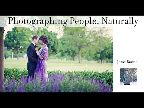 Photographing People, Naturally