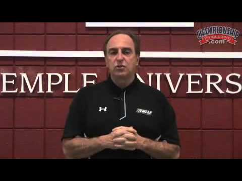 All Access Temple Basketball Practice with Fran Dunphy