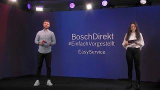 BoschDirekt #EinfachVorgestellt EasyService