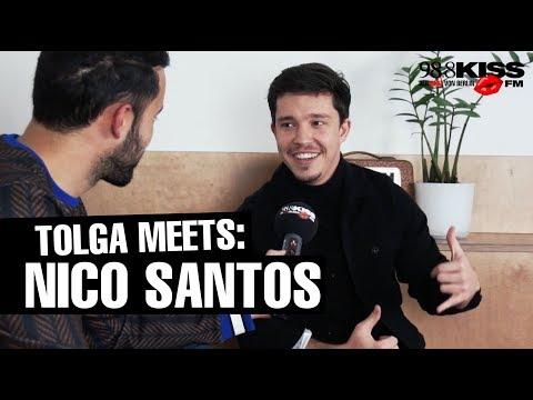 NICO SANTOS - Der Mann der ALLES kann?? Über Helene Fischer bis Bushido | KISS FM