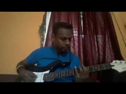 KABALI Trailer BGM in Guitar...