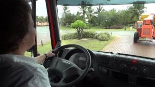 Novo Iveco Tector: teste drive solidário