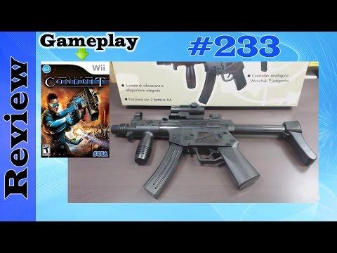 Wii Machine Gun Controller - MP5 Heckler & Koch Replica - MP5 Rapid Shot (Wii) Review Gameplay