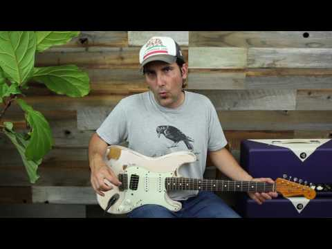 Eric Clapton - Pretending - Guitar Solo - Verse and Chorus Licks - Guitar Lesson