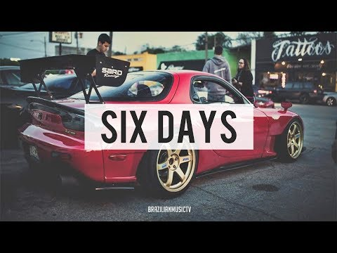 DJ Shadow - Six Days (Lucky Luke X Gaullin Remix)