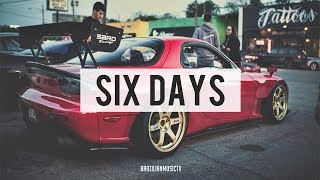 DJ Shadow Six Days Lucky Luke X Gaullin Remix
