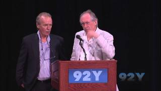 Martin Amis and Ian McEwan with Salman Rushdie (Q&A)