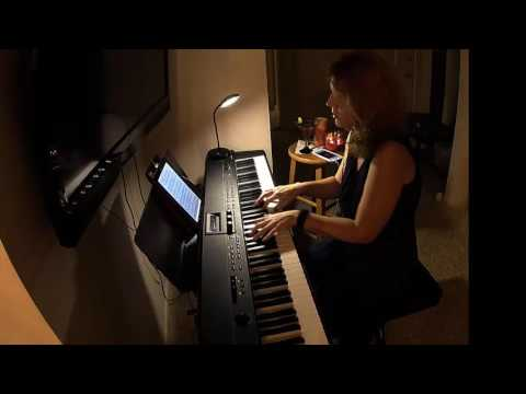 Piano cover of Katie Melua's cover of The Cure's Just Like Heaven