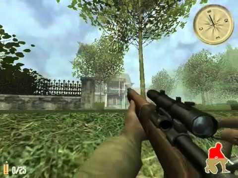 прохождение игры снайпер дороги войны