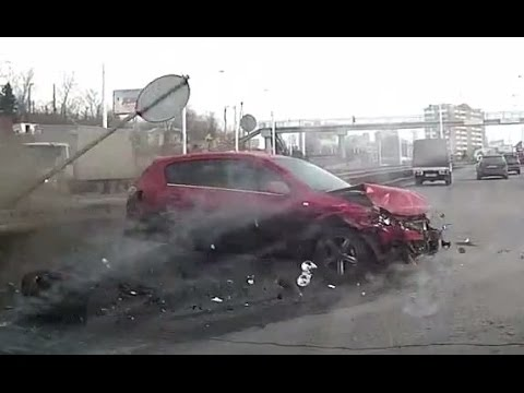 Car Crash Compilation November 2014 part 3