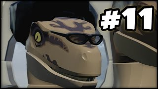 LEGO Jurassic World - PART 11 - ERIC! (Gameplay Walkthrough HD) thumbnail