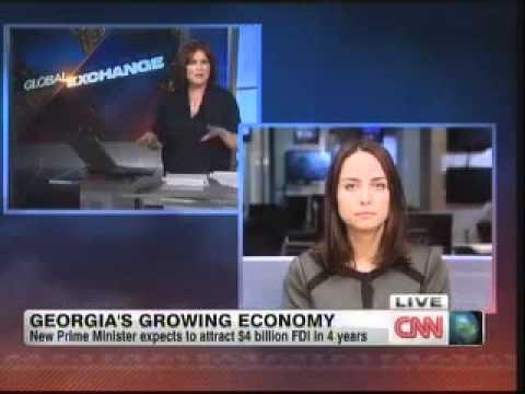 Georgia's growing economy - CNN