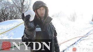 Central Park - Winter Jam Snow