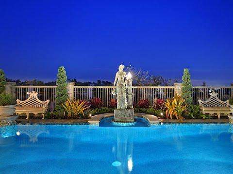 French Executive Estate in Laguna Niguel, California