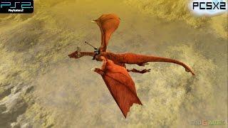 Drakengard - PS2 Gameplay 1080p (PCSX2)