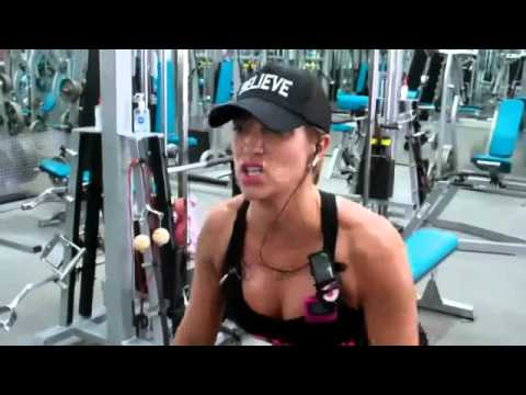 HOT NEW JNL FUSION WORKOUT CHALLENGE!  LETHAL WEAPON  Back Attack by Jennifer Nicole Lee