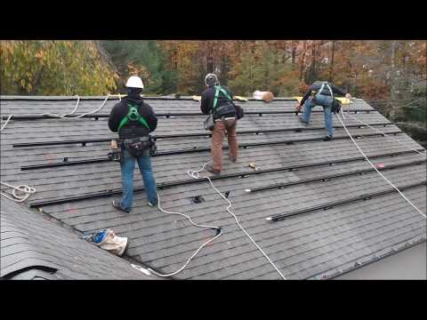 One Day Solar Installation in Ulster County NY