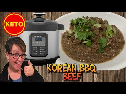 making-food-monday:-pressure-cooker-keto-korean-barbecue-beef