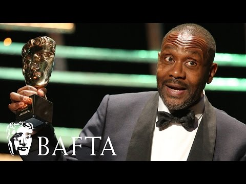 Lenny Henry receives the BAFTA Special Award | BAFTA TV Awards 2016