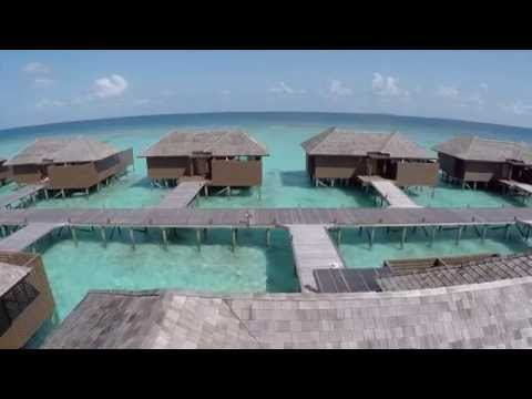 Hideaway Beach Resort & Spa Maldives Deluxe Water Villa with Pool