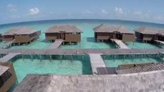 Hideaway Beach Resort & Spa Maldives Deluxe Water Villa ...