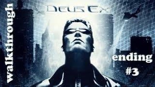 Title Deus Ex Developer Ion Storm Publisher Eidos Interactive Release Date 26 June 2000 Platform PC System specs IBM ThinkPAD A31 PIV 18 GHz 512