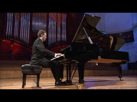 Eric Zuber – Etude in G sharp minor, Op. 25 No. 6 (first stage, 2010)