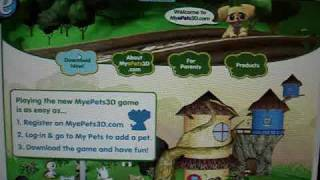My E Pets 3D review - awful toy and website