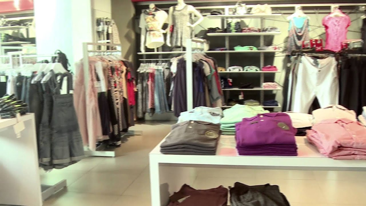 5545fe5524c9 Planet Fashion Commercial - YouTube