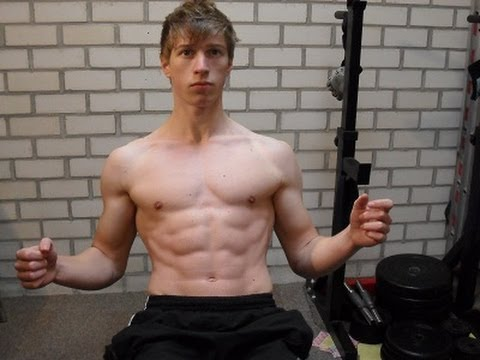 how to get bigger abs without weights