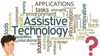 What is Assistive Technology (A.T)?? || Helper for Disable persons 🤔