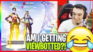He Thought I Viewbotted His Twitch Stream... (Funny Random Duos)