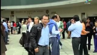 Earthquake shakes Colombia, no injuries reported