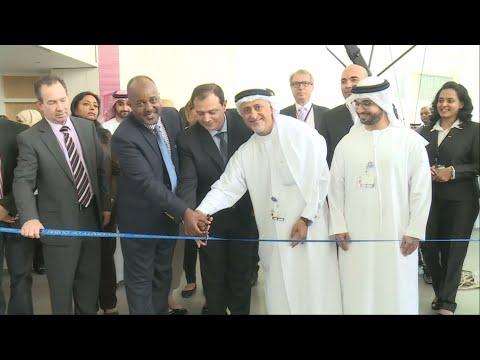 2016 Job fair, University of Dubai (UD).