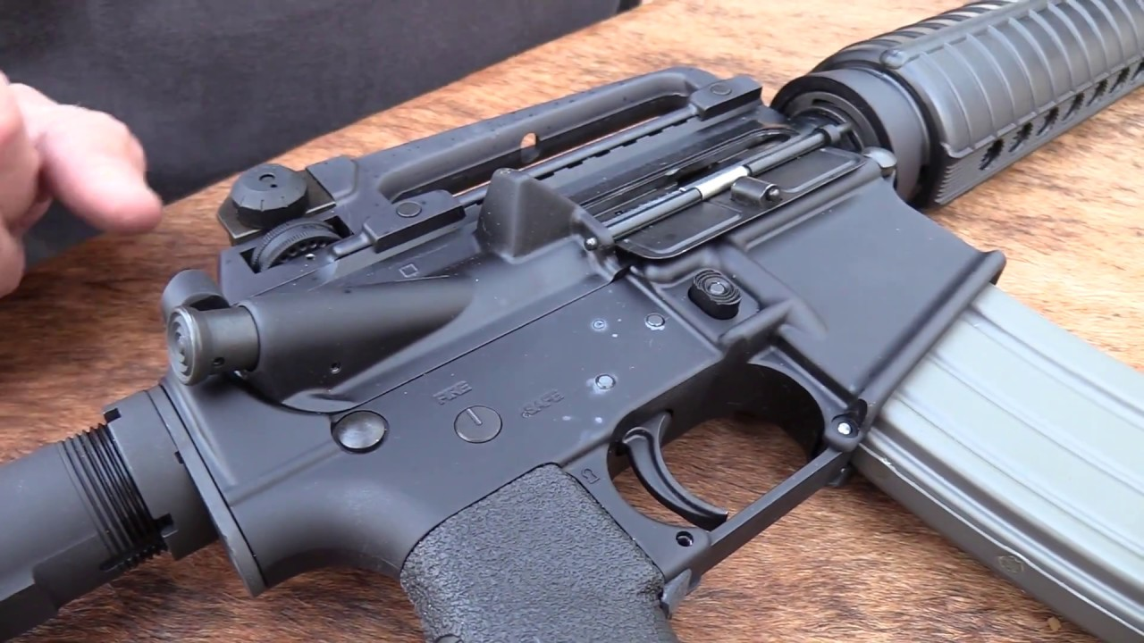 Windham Weaponry Dissipator Ch 2