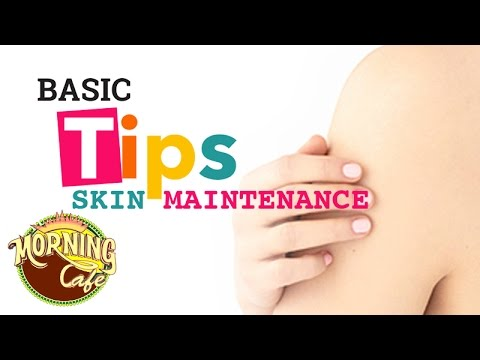 Basic Tips for Beautiful Skin அழகு கலை For Beauty Morning Cafe 24-03-2017 PuthuYugamTV Show Online