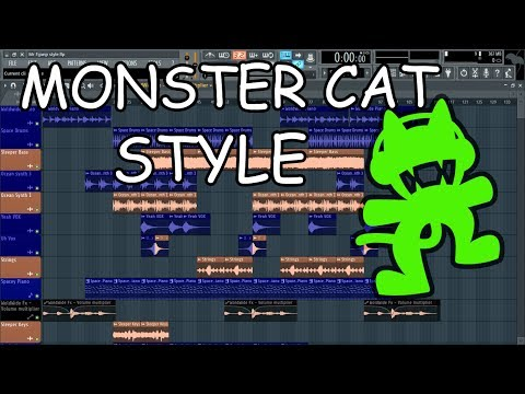 Fl Studio Monstercat Style Template 2 Feat Holly Drummond