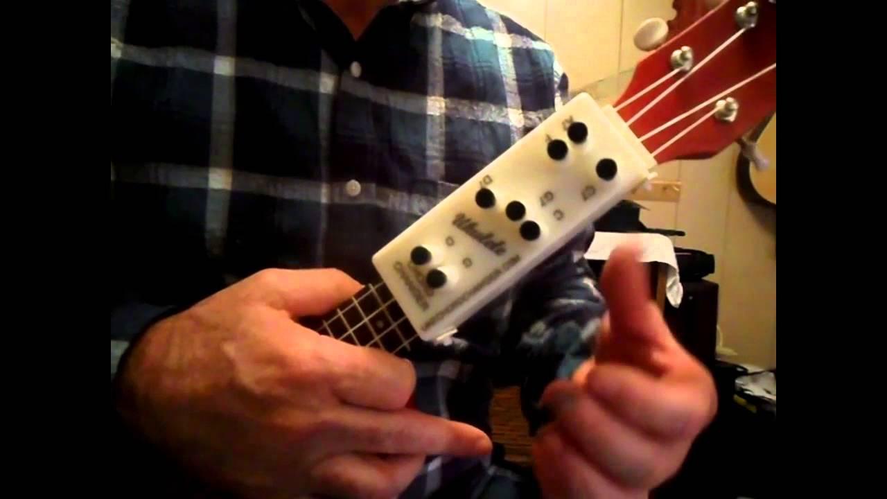 Ukulele Chord Changer Victory In Jesus Youtube
