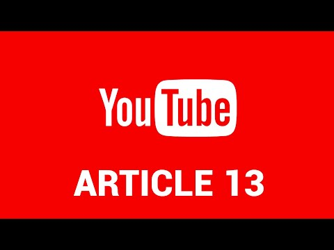 LA VÉRITÉ SUR L'ARTICLE 13 ! (Ft. Ico)