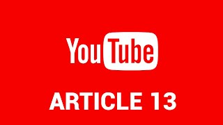 THE TRUTH ON ARTICLE 13! (Ft Ico)