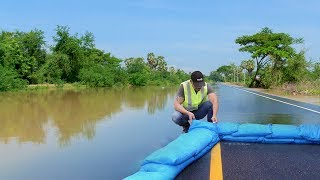 Ultra-Aqua Bag - Protect property against floods, leaks, and other liquid emergencies