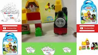 Persey at the farm | Thomas and friends | lego mega bloks