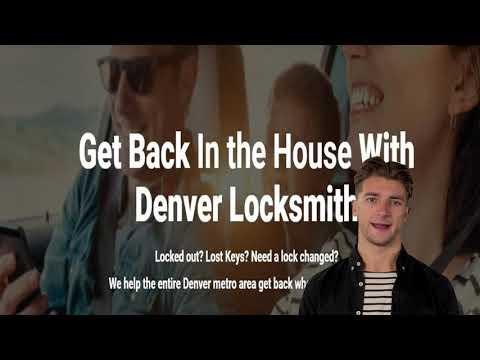 24 Hour Locksmith Service in Denver, CO